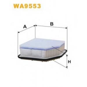 WIXFILTRON WA9553 Фільтр повітряний
