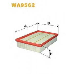 WIX FILTERS WA9562 Фильтр воздушный WA9562/AP154/3 (пр-во WIX-Filtron)