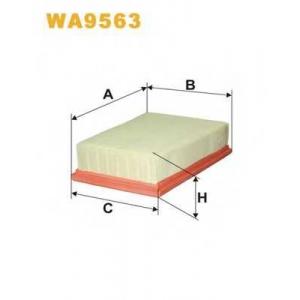 WIXFILTRON WA9563 Фільтр повітряний