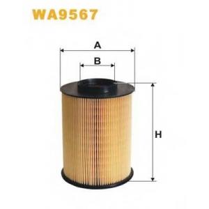 WIX FILTERS WA9567 Фильтр воздушный WA9567/AK372/1 (пр-во WIX-Filtron)