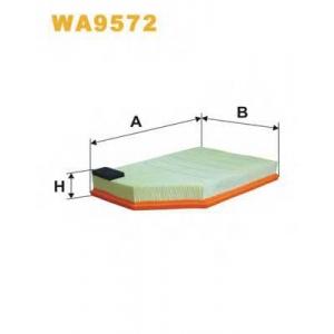 WIX WA9572 Запчасть