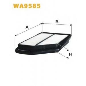WIXFILTERS WA9585 Фiльтр повiтря 104/8