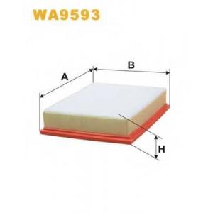 WIXFILTRON WA9593 Фільтр повітряний