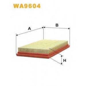 WIXFILTRON WA9604 Фільтр повітряний