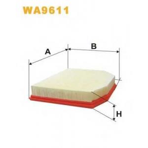 WIX WA9611 Запчасть