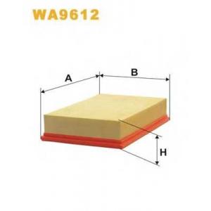 WIX FILTERS WA9612 Фильтр воздушный LANDROVER FREELANDER (пр-во WIX-Filtron)