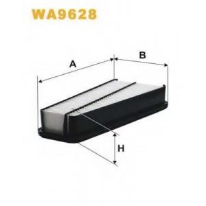 WIX FILTERS WA9628 Фильтр воздушный (пр-во WIX-Filtron)