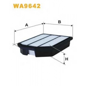 WIXFILTERS WA9642 Фiльтр повiтря 177/8