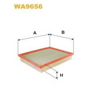 Воздушный фильтр wa9656 wix - BMW X5 (E70) вездеход закрытый 3.0 sd