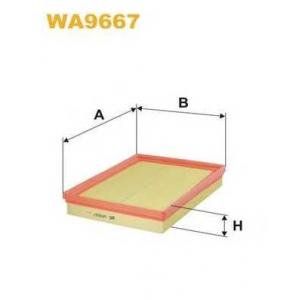 WIX WA9667