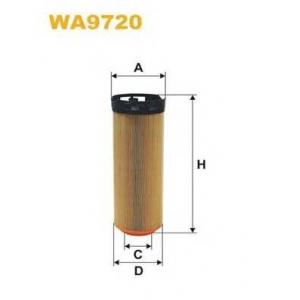 WIXFILTRON WA9720 Фільтр повітряний
