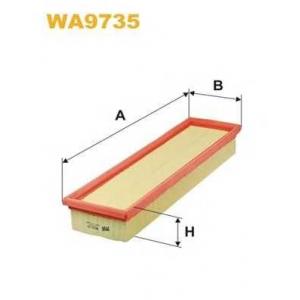 WIX FILTERS WA9735 Фильтр воздушный