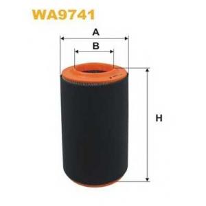 WIX WA9741 Фильтр воздушный WIX(AR 316/2)