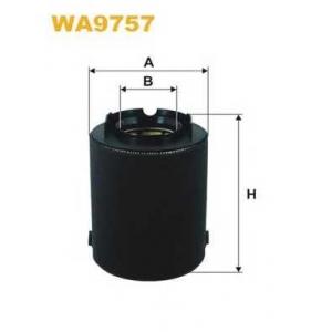 WIX FILTERS WA9757 Фильтр воздушный WA9757/AK370/5 (пр-во WIX-Filtron)