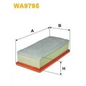 WIX FILTERS WA9795