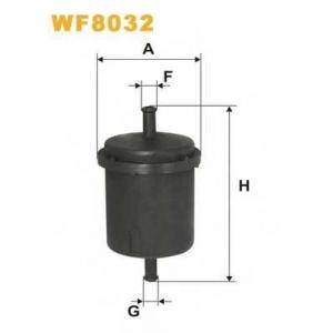 WIX FILTERS WF8032 Фильтр топливный