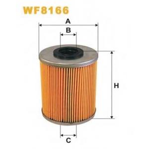 WIX FILTERS WF8166 Фильтр топл. OPEL WF8166/PM936 (пр-во WIX-Filtron)