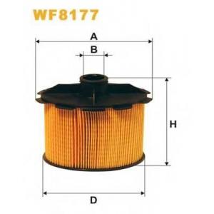 WIXFILTRON WF8177 Фільтр паливний