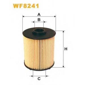 Топливный фильтр wf8241 wix - MERCEDES-BENZ C-CLASS (W202) седан C 220 CDI (202.133)