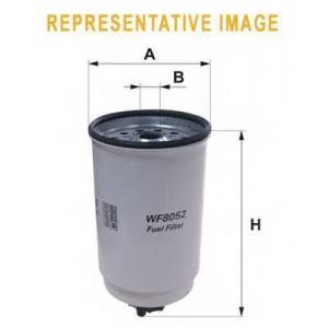 WIX FILTERS WF8246 Фильтр топл. FORD TRANSIT WF8246/PP848/2 (пр-во WIX-Filtron)