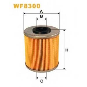 WIX WF8300 Фильтр топливный Master/Movano/Trafic/Vivaro 10/03-> H=87mm