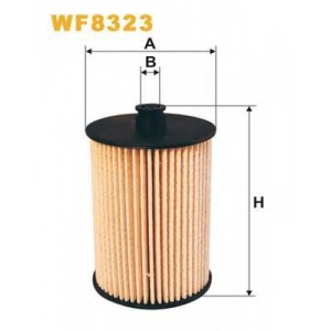 WIXFILTRON WF8323 Фільтр паливний