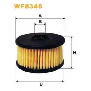 Топливный фильтр wf8346 wix -