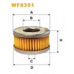 Топливный фильтр wf8351 wix -