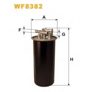 WIX FILTERS WF8382