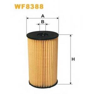 Топливный фильтр wf8388 wix - SEAT LEON (1P1) Наклонная задняя часть 1.6 TDI