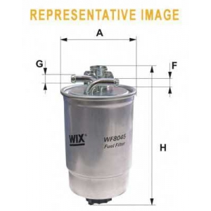 WIX FILTERS WF8389