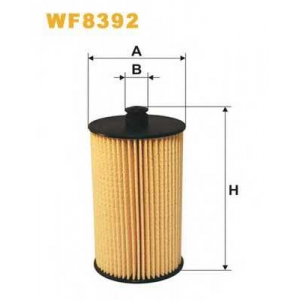 Топливный фильтр wf8392 wix - VW CRAFTER 30-35 автобус (2E_) автобус 2.5 TDI