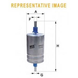 WIX FILTERS WF8411 Фильтр топливный (пр-во Wix-Filtron)