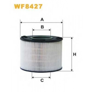 WIX FILTERS WF8427 Фильтр топл. WF8427/PE973/6 (пр-во WIX-Filtron)