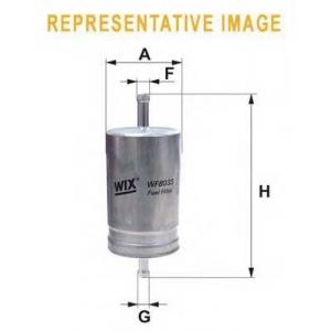 WIX WF8463 Фильтр топливный  (PP 991/3)