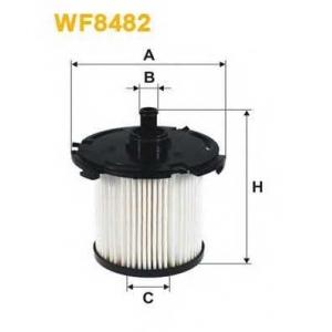 wf8482 wix Топливный фильтр FORD TRANSIT автобус 2.2 TDCi