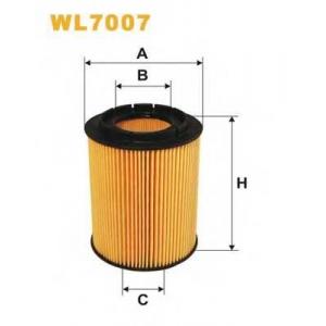 WIXFILTRON WL7007 Фільтр масляний
