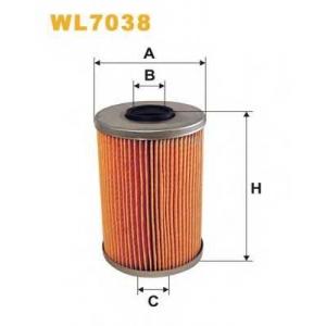 �������� ������ wl7038 wix - BMW 5 (E12) ����� 525
