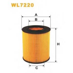 wl7220 wix
