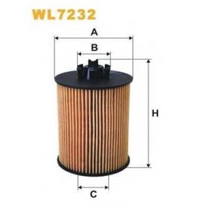 WIX WL7232