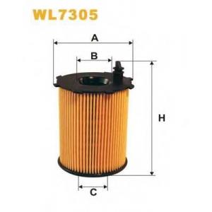 wl7305 wix