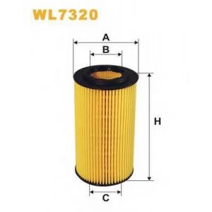 �������� ������ wl7320 wix - FORD KUGA �������� �������� 2.5