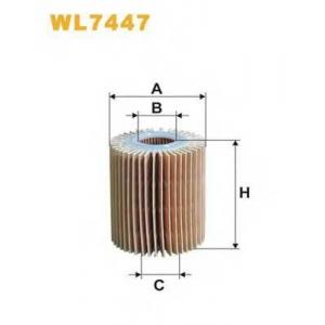 wl7447 wix