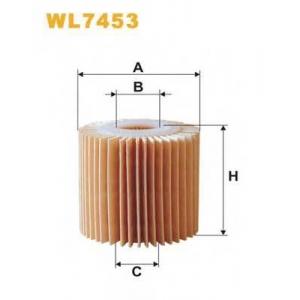 WIXFILTRON WL7453 Фільтр масляний