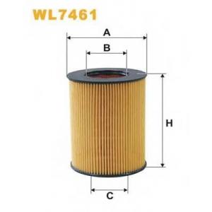 WIXFILTRON WL7461