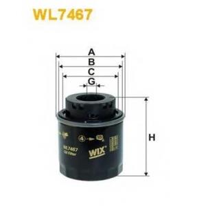 WIX WL7467