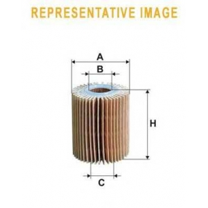 WIXFILTRON WL7473 Фільтр масляний