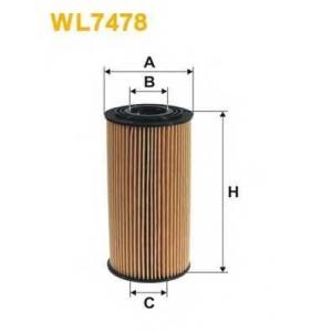 wl7478 wix