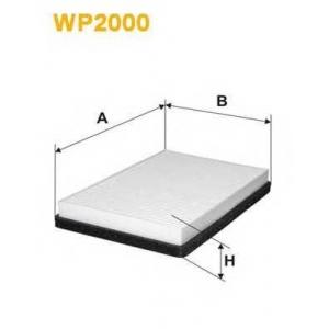 WIXFILTRON WP2000 Фільтр салону