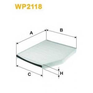 wp2118 wix